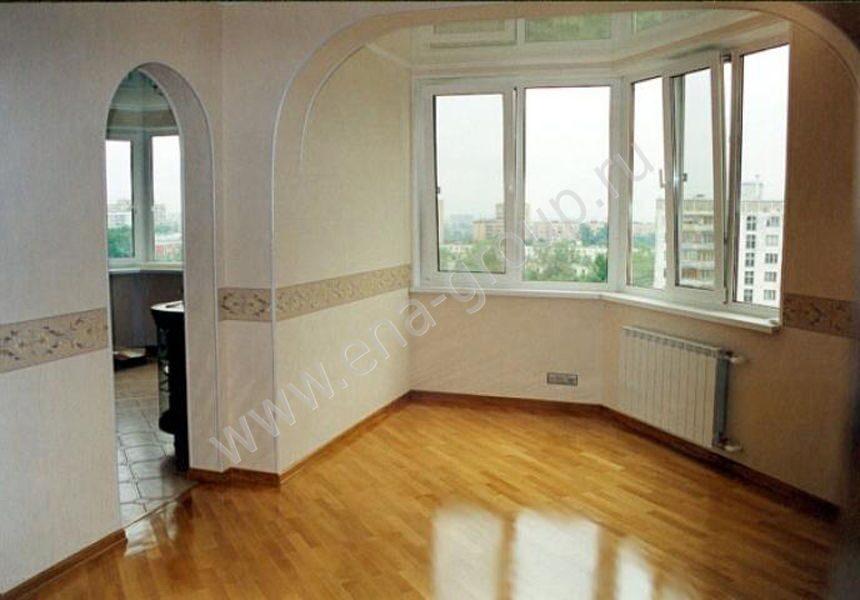 Ремонт квартир в Москве под ключ — цены на ремонт в
