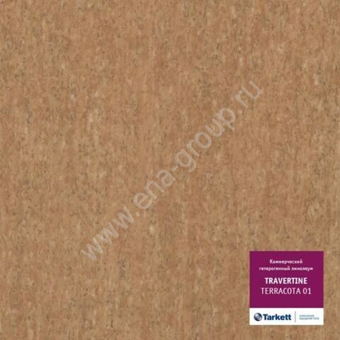 TRAVERTINE TERRACOTA 01